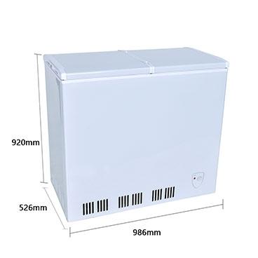 转换型冷冻冷藏柜